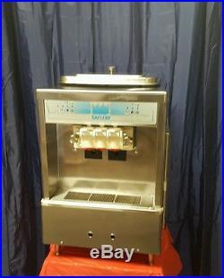 TAYLOR 161 Counter Top ICE CREAM Machine Soft Serve WARRANTY