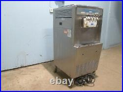 TAYLOR 339-27 H. D. COMMERCIAL AIR COOLED SOFT SERVE ICE CREAM MACHINE 208V 1Ph