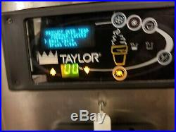 TAYLOR C709-27 SOFT SERVE ICE CREAM MACHINE Countertop Commercial 709