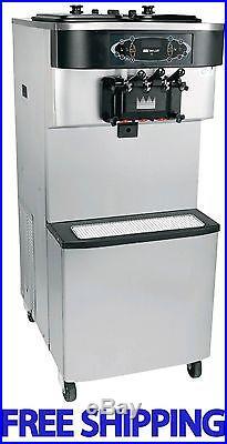 Taylor C713-33 Frozen Yogurt Machine 3 Phase Air-cooled Soft Serve