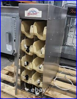 TAYLOR FLAVOR BURST Soft Serve Ice Cream Topping system