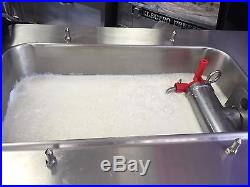 TAYLOR ICE CREAM MACHINE WITH 8 FLAVOR BURST MODEL C706-27