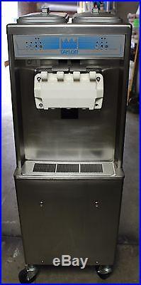 TAYLOR Model 794-33 Soft Serve Ice Cream Machine Freezer Mfg 2011