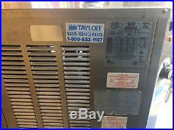 Taylor 104-27 Batch Ice Cream Freezer