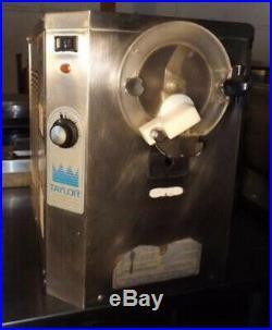 Taylor 104-27 Batch Ice cream Freezer 1PH Air Cooled