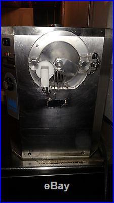 Taylor 104 batch freezer, gelato, hard ice cream machine