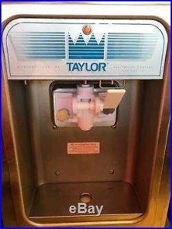 Taylor-152 brand Soft Serve Frozen Yogurt Machine