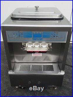 Taylor 161 27 Soft Serve Ice Cream Frozen Yogurt Machine