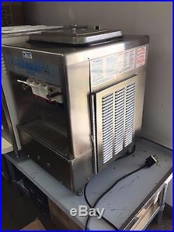 Taylor 161 Soft Serve Ice Cream Frozen Yogurt Machine Warranty 1Phase Air cooled