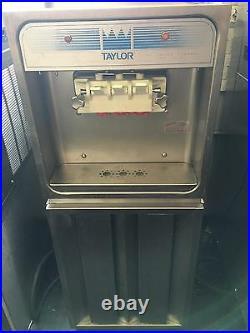 Taylor 168-27 Three Head Twist Ice Cream Machine / Air Cooled