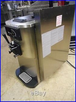 Taylor 1-flavor Soft Serve Ice Cream Machine, Model C708, 3-ph, 2008 Air Cooled