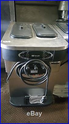 Taylor 2012 Soft Serve Ice Cream Machine Water Cooled Twin Twist Model C723-27