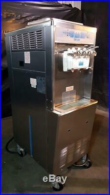 Taylor 336-33 Soft Serve/Frozen Yogurt Ice Cream Machine, Two Flavor with Twist