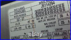 Taylor 337 Soft Serve Ice Cream Machine, Freezer, Counter Top Ice Cream Maker
