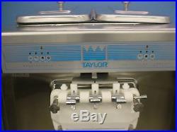 Taylor 339-27 Soft-Serve Frozen Yogurt/Ice Cream Dual/Twin Flavor Twist 1Ph
