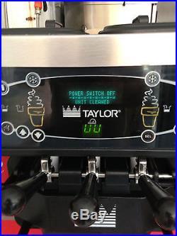 Taylor 3 Phase C723-33 yogurt soft serve Ice Cream Machine