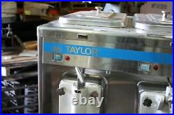 Taylor 632-33 Aircooled Soft Serve Ice Cream Machine