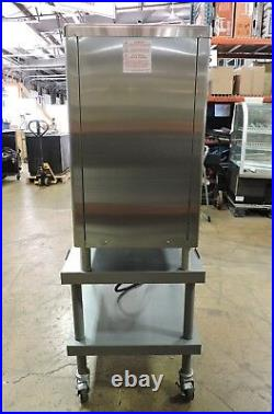 Taylor 702-27 Commercial Soft Serve Freezer Single Flavor with Equipment Stand