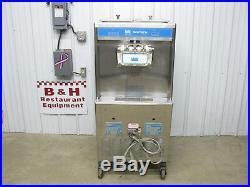 Taylor 754-27 Twist Soft Serve Ice Cream Machine Single 1 Phase Water Cooled
