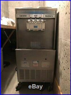Taylor 754-33 Soft Serve Ice Cream Machine Single Phase Air Cooled