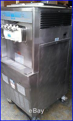 Taylor 754 Soft Serve Frozen Yogurt Ice Cream Machine FULLY WORKING 3Ph Water