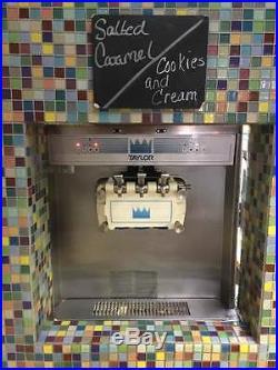 Taylor 754 Yogurt or Ice Cream Machines