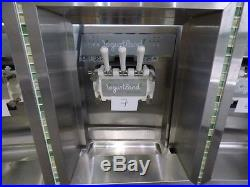 Taylor 791-33 2013 Soft Serve Yogurt or Ice Cream Machines Water/Glycol Cooled