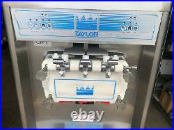 Taylor 794-33 Soft Serve Ice Cream Machine Water-Cooled