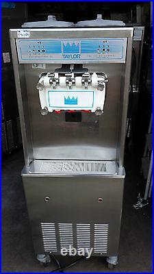 Taylor 794 Soft Serve Frozen Yogurt Ice Cream Machine 1Ph Air FULLY WORKING