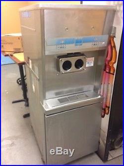 Taylor 8756-33 Soft Serve 2 Flavor Ice Cream Machine