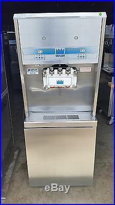 Taylor 8756 Soft Serve Frozen Yogurt Ice Cream Machine 1Ph Air Fully Working