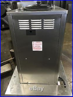 Taylor C706-27 Soft Serve Frozen Yogurt Ice Cream Machine Air Cooled with Table