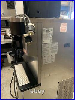 Taylor C712 Soft Serve Frozen Yogurt Machine with Pumps in the hopper 3ph Air Cool