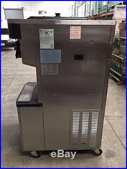 Taylor C713-27 Soft Serve Ice Cream Machine 2 Flavor Twist 2007 Tested