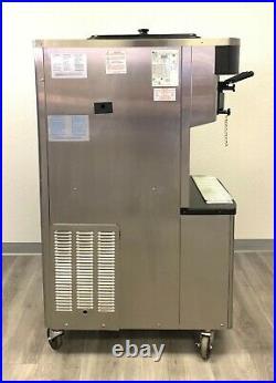 Taylor C713 Single Phase, Air Cooled Soft Serve Frozen Yogurt Machine