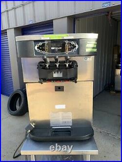 Taylor C722-33 Soft Serve Ice Cream Yogurt PUMP Machine AIR COOLED 3PH C722
