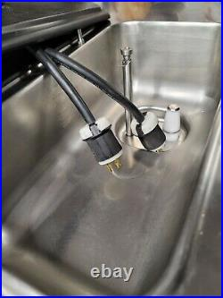 Taylor C7231ph, Air cooled. Soft Serve, Frozen Yogurt Ice Cream machine