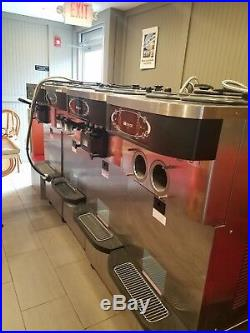 Taylor C723-33 3 Phase Water Cooled Soft Serve Ice Cream Machine
