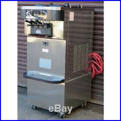 Taylor C723-33 Ice Cream Machine 3 Phase, Used Great Condition