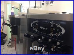 Taylor C723 Soft Serve Frozen Yogurt / Ice cream machine BRAND NEW 2013