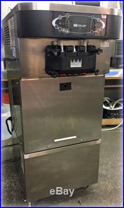 Taylor C723 Soft Serve Ice Cream / Fro-Yo Machine with Warranty 3P Water 2011