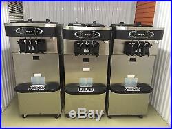 Taylor C723's twist ice cream machines excellent condition (2) Left sold one