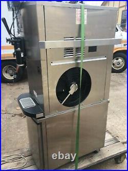Taylor C-707 soft serve ice cream machine with Flavorburst