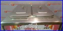 Taylor Commercial Yogurt Ice Cream Soft Serve Y754-33 3 Phase Water Cooled