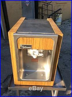 Taylor Counter Top 1 Flavor Soft Serve Ice Cream Machine, Model 152, 115v, A+