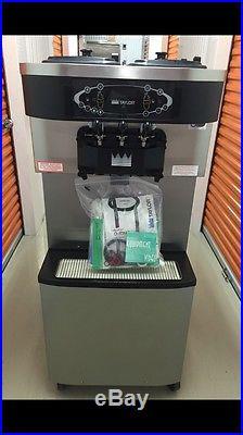 Taylor Crown C712-33 twist soft serve machine