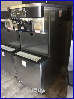 Taylor Crown C713-33 2012 Soft Serve Freezer Twin Twist NEW MACHINE