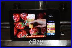 Taylor Crown Soft Serve Yogurt Ice Cream Machine C713-27 & Flavor Burst CTP-80SS