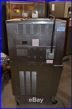 Taylor Heat Treatment System Soft Serve Freezer/Server, Model H84-27, PSU