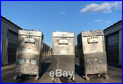 Taylor Ice Cream Machine 754-27, and Two 339-27 Soft Serve Air Cooled Great Deal